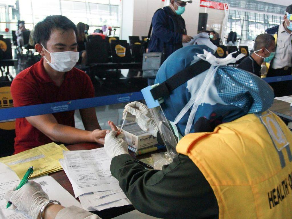 PPKM Darurat Diperpanjang, Simak Lagi Syarat Perjalanan Terbaru