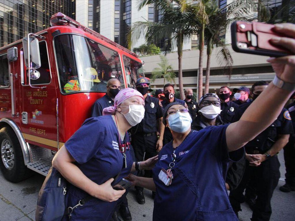 Begini Perayaan Hari Perawat Nasional di Amerika Serikat