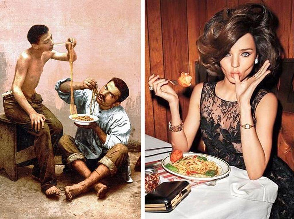 5 Makanan di Resto Mewah Ini Ternyata Dulu Makanan Orang Miskin