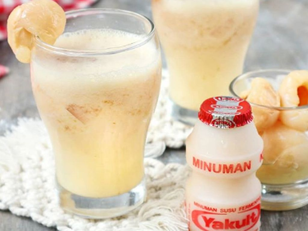 Lebih Kekinian, 5 Kreasi Minuman Serba Yakult yang Segar