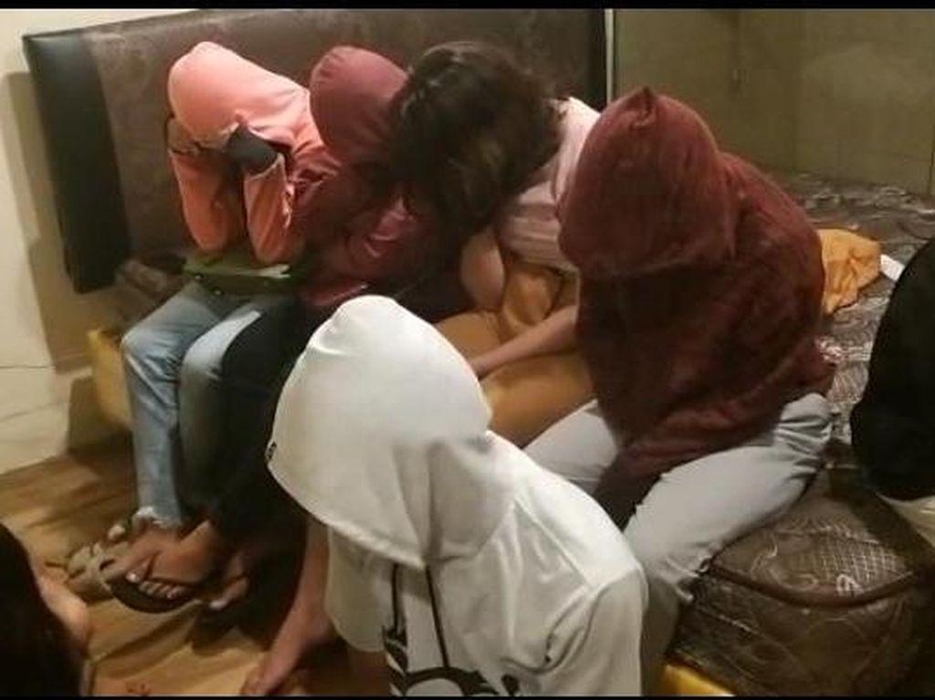 Di Tengah Pandemi, Belasan Remaja Samarinda Diamankan Polisi di Hotel