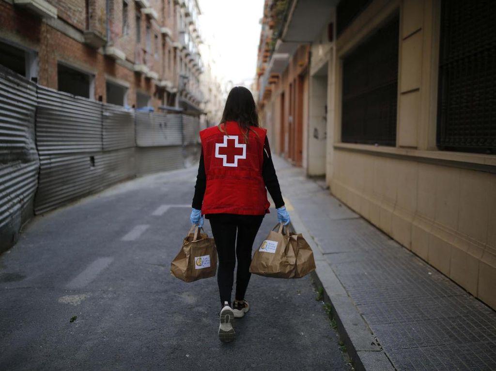 Wanti-wanti Palang Merah Internasional ke RI saat Kasus Corona Makin Tinggi