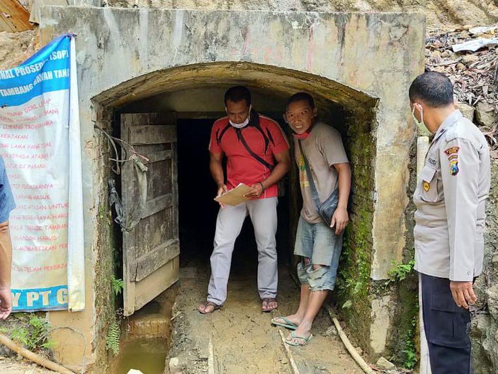 Terowongan Tambang Tembaga di Pacitan Runtuh, Satu Pekerja Tewas