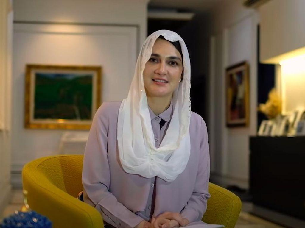 Idul Adha, Luna Maya Pilih Kurban di Daerah