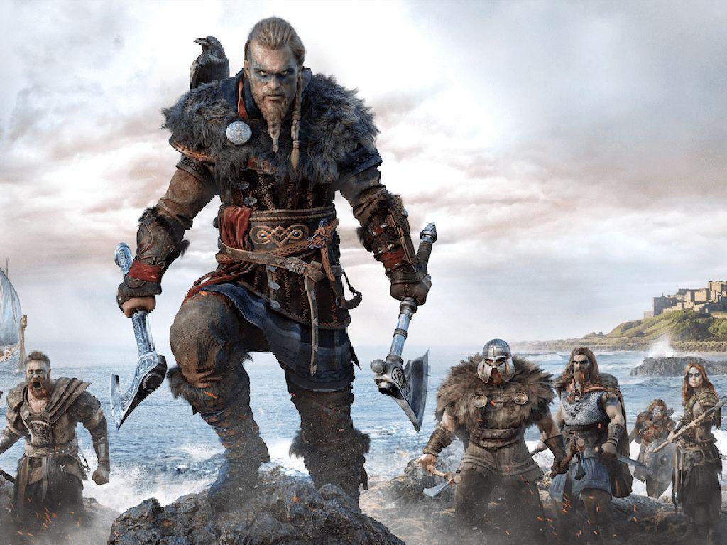 Assassins Creed: Valhalla Jadi Game Andalan Xbox Series X