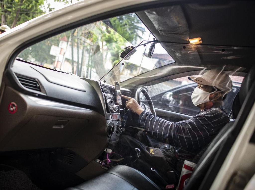Mobil Pribadi Jadi Taksi Online Bisa Tetap Diasuransikan, Asal..