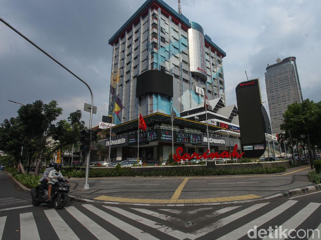 McDonalds Hingga KFC Sarinah Bakal Tutup, Bagaimana Nasib Pegawai?