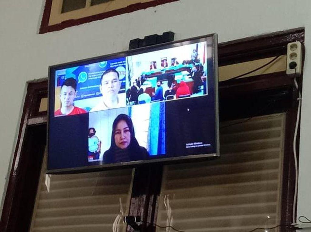 Zuraida Hadapi Sidang Tuntutan Kasus Pembunuhan Hakim Jamaluddin Hari Ini
