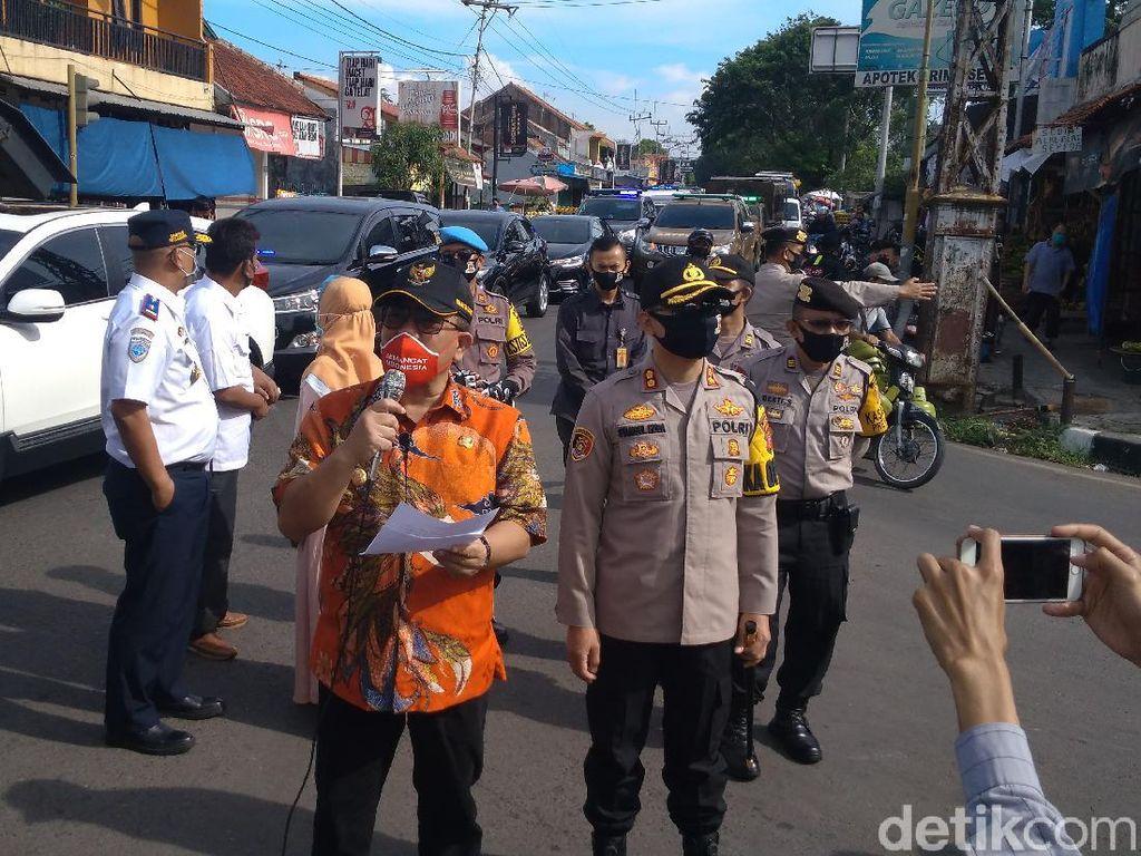 Tempat Usaha Nekat Buka Saat PSBB, Walkot Cirebon: Kita Tutup!
