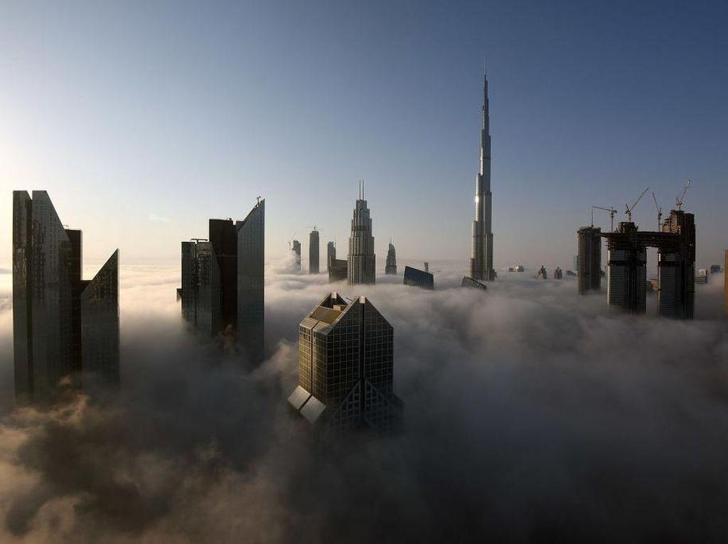 Asyik! Putra Mahkota Dubai Bikin Wisata Perkemahan