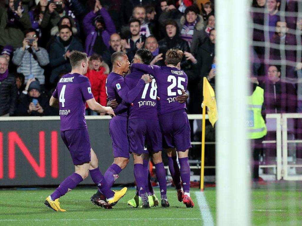 Lakukan Tes Swab, Fiorentina Ungkap 6 Pilarnya Positif Virus Corona