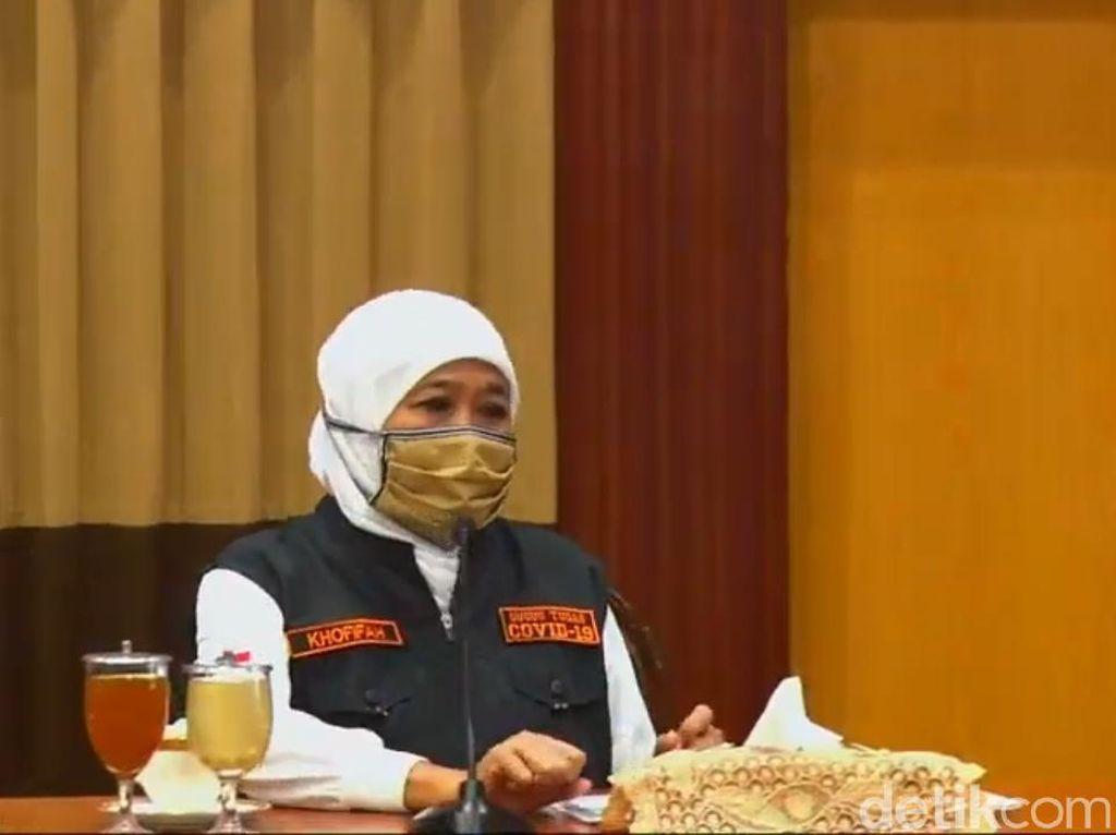 Kasus COVID-19 di Jatim Tambah 316 Hari Ini, 121 dari Surabaya