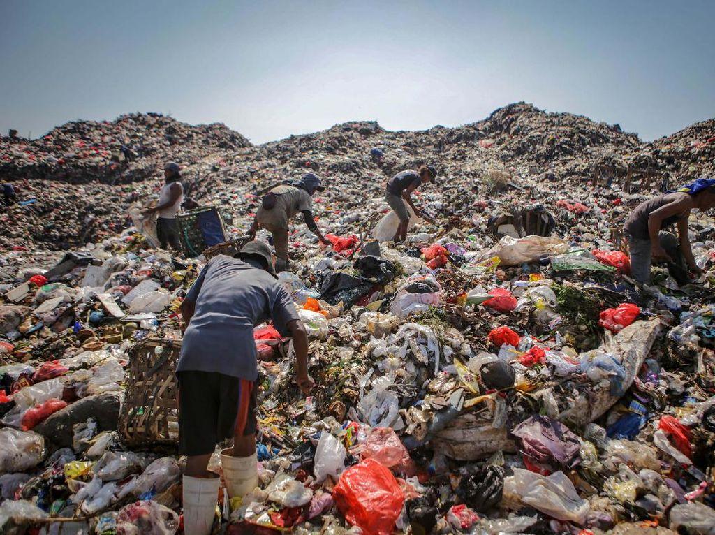 Volume Sampah Meningkat saat PSBB di Kota Tangerang
