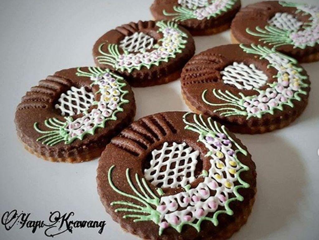 Bermotif Cantik, Ini 5 Fakta Menarik Kue Karawo khas Gorontalo