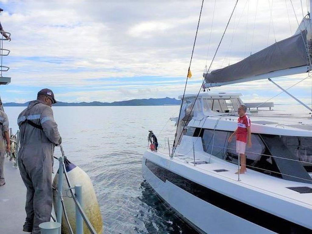 Kisah Pelaut Terombang-ambing Selama 3 Bulan di Lautan Pasifik Gegara Corona