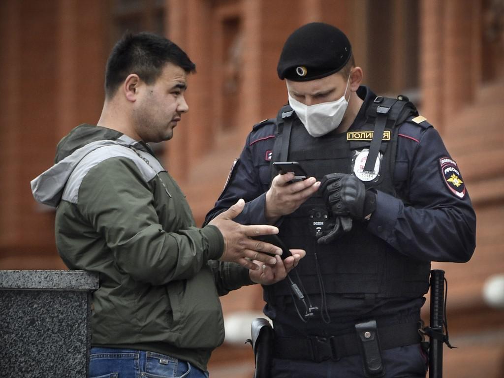 Catat 92 Ribu Lebih Kasus Corona, Moskow Perpanjang Lockdown