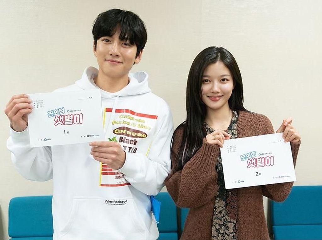 Kim Yoo Jung Bikin Kesal Ji Chang Wook di Teaser Drama Backstreet Rookie