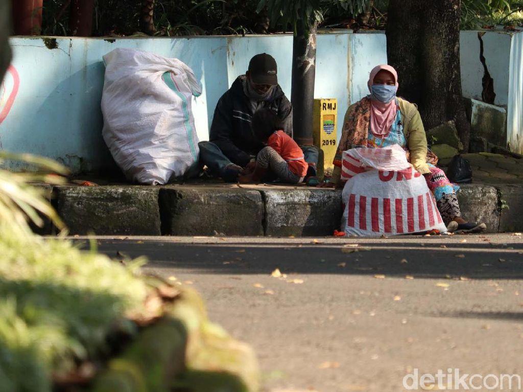 Gepeng di Kota Bandung Mulai Menjamur