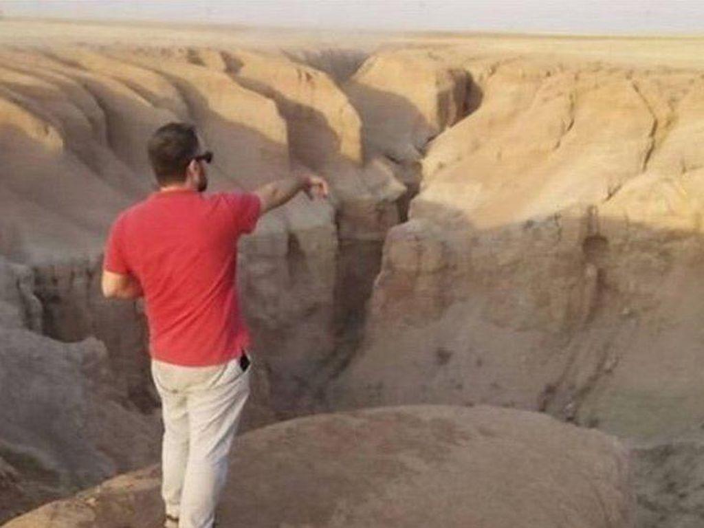 ISIS Jadikan Jurang Indah di Suriah sebagai Tempat Pembuangan Mayat