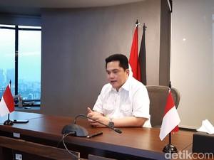 Erick Thohir Punya Rencana Besar di Sektor Energi, Ini Bocorannya