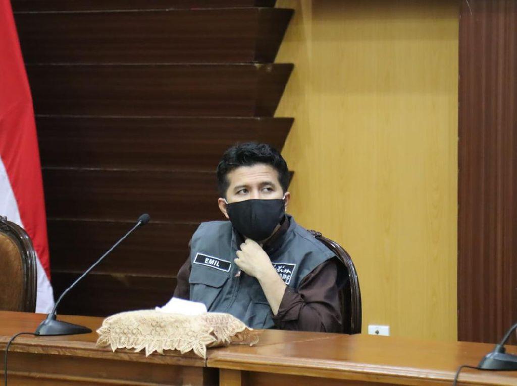Wagub Emil Sebut Terlalu Dini Menyimpulkan Hasil PSBB Surabaya Raya