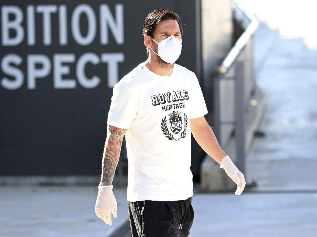 New Normal dalam Sepakbola, Messi Soroti Mental Pemain