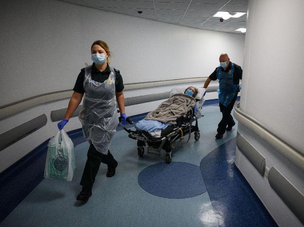Inggris Revisi Data Corona, Angka Kematian Bertambah Jadi 46 Ribu