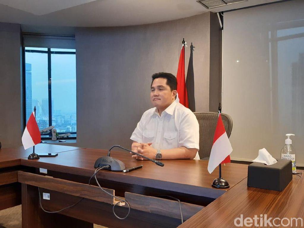Gedung Sarinah Bakal Jadi Markas Startup dan Tersambung MRT