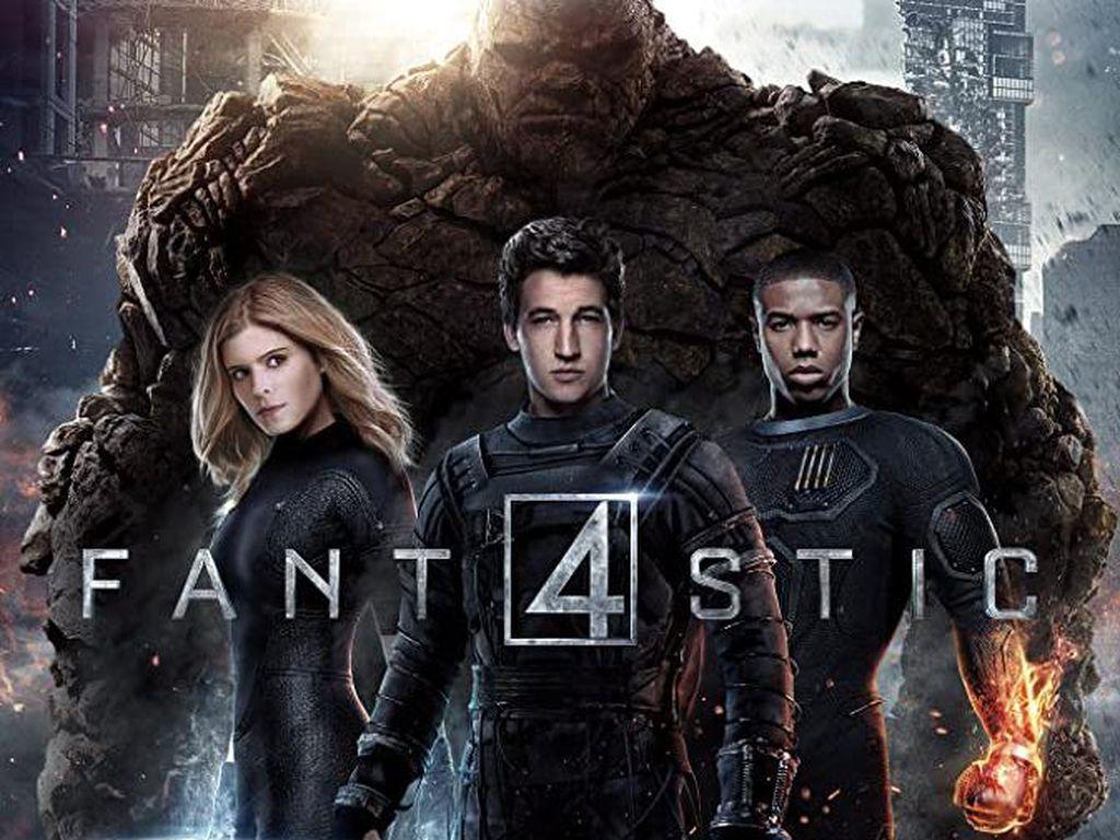 Sutradara Fantastic Four Tidur Bawa Pistol, Lo Kenapa?