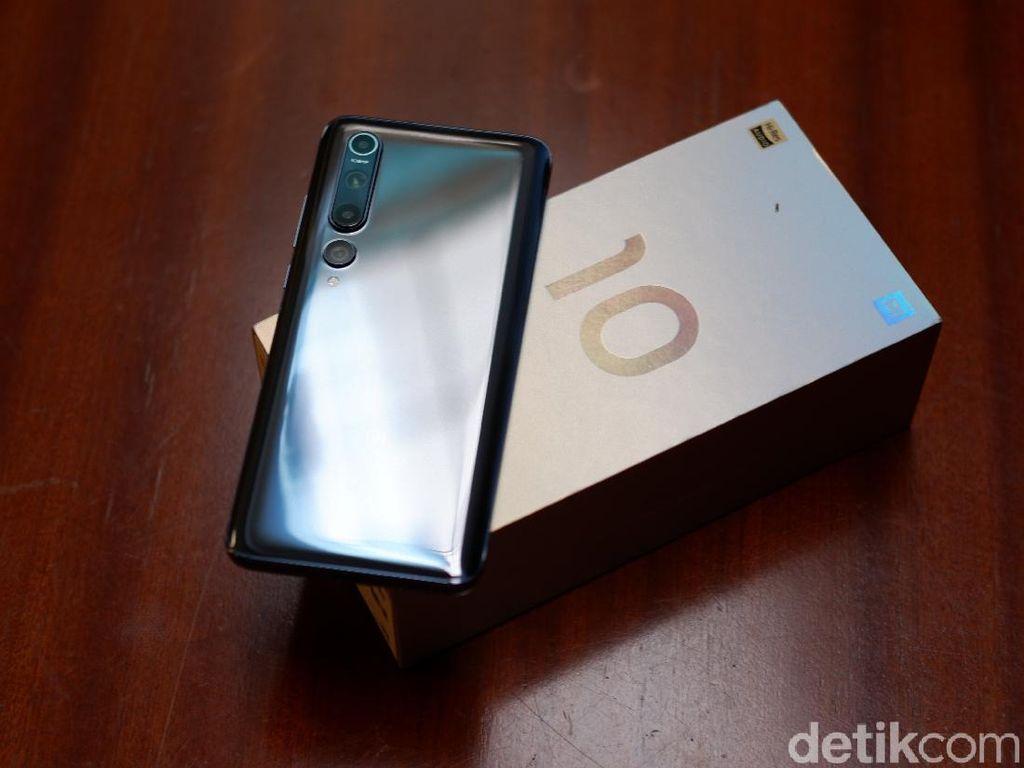 Xiaomi Mi 10, Performa Audionya Juara