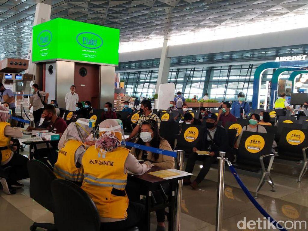 Penerbangan Dibuka Lagi, Begini Kondisi di Bandara Soekarno Hatta