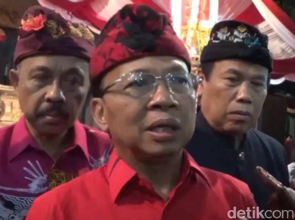 Koster: Presiden Sampaikan Penanganan Corona di Bali Terbaik di Indonesia