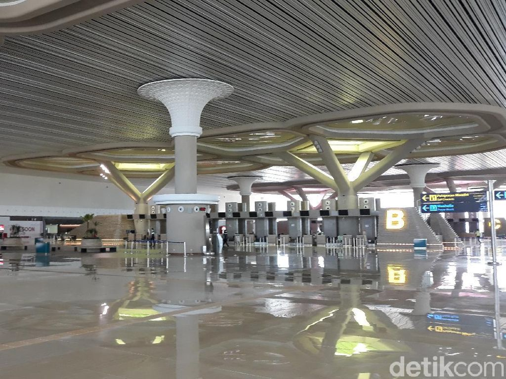 3 Keunggulan Bandara Kulon Progo yang Dibanggakan Jokowi