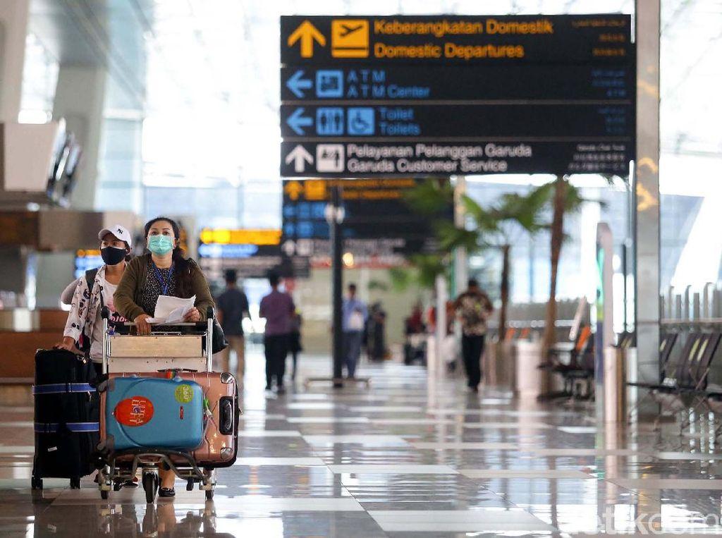 Penerbangan Terbatas RI-Singapura Mau Dibuka, Ini Kesiapan Soetta