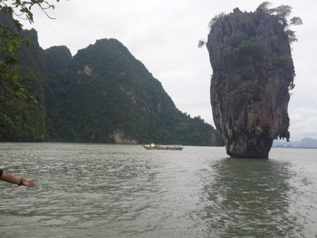 Ternyata Ini Pulau James Bond di Thailand