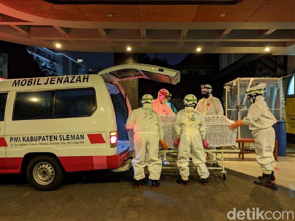 Sebaran Pasien Virus Corona di Indonesia, 6.492 Sembuh, 1.520 Meninggal