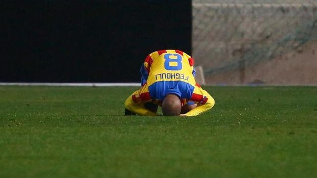 Mohamed Salah dan Pemain-pemain Bola Top yang Lakukan Sujud Syukur/