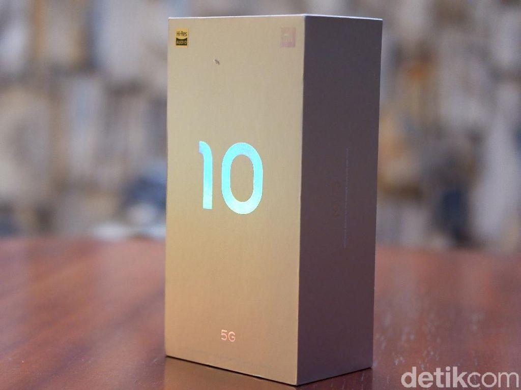 Review Ponsel Flagship Resmi Xiaomi Mi 10