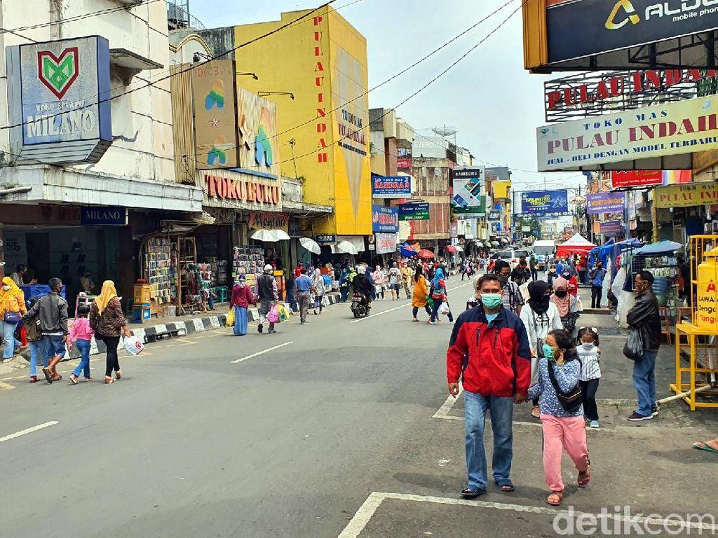 PSBB Seperti Car Free Day, Wali Kota Sukabumi: Kita Evaluasi Lagi