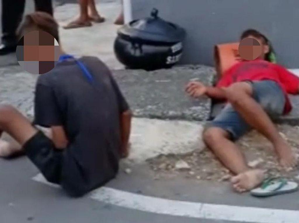 Teler Jelang Waktu Buka Puasa, 4 Remaja di Kota Madiun Dievakuasi