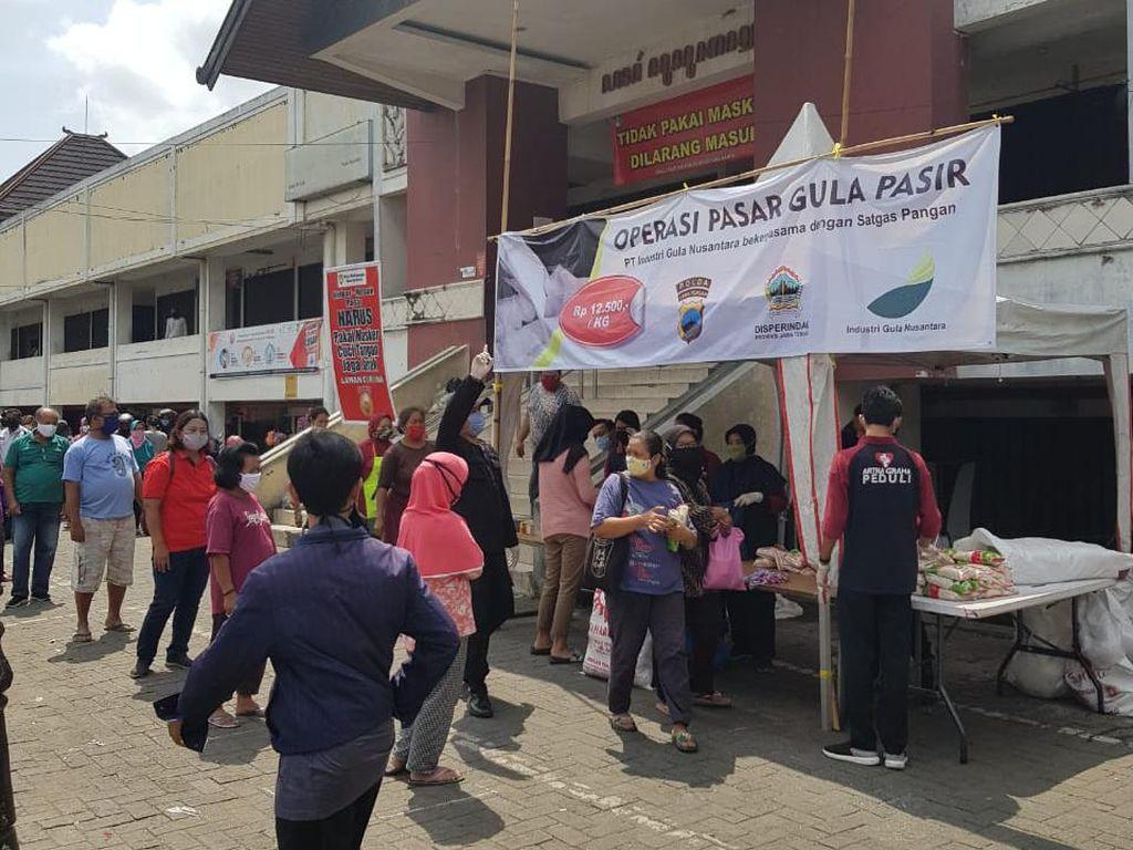 Operasi Pasar Digelar Lagi demi Tekan Harga Gula