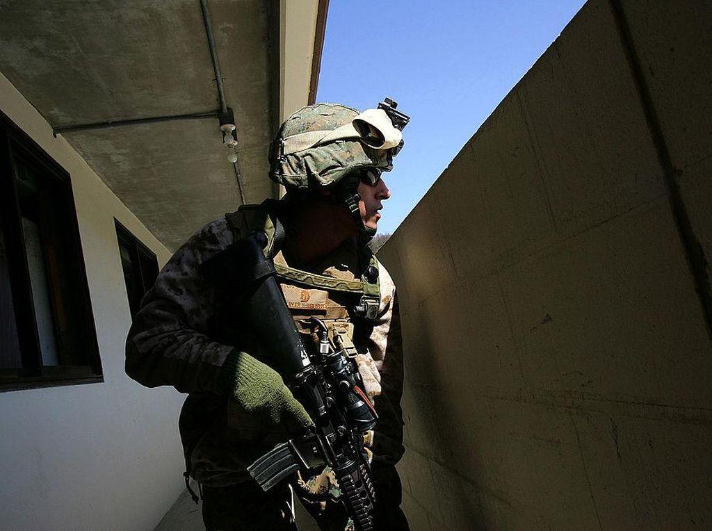 Seperti Apa Sih Wajib Militer yang Dilakukan Son Heung-min?