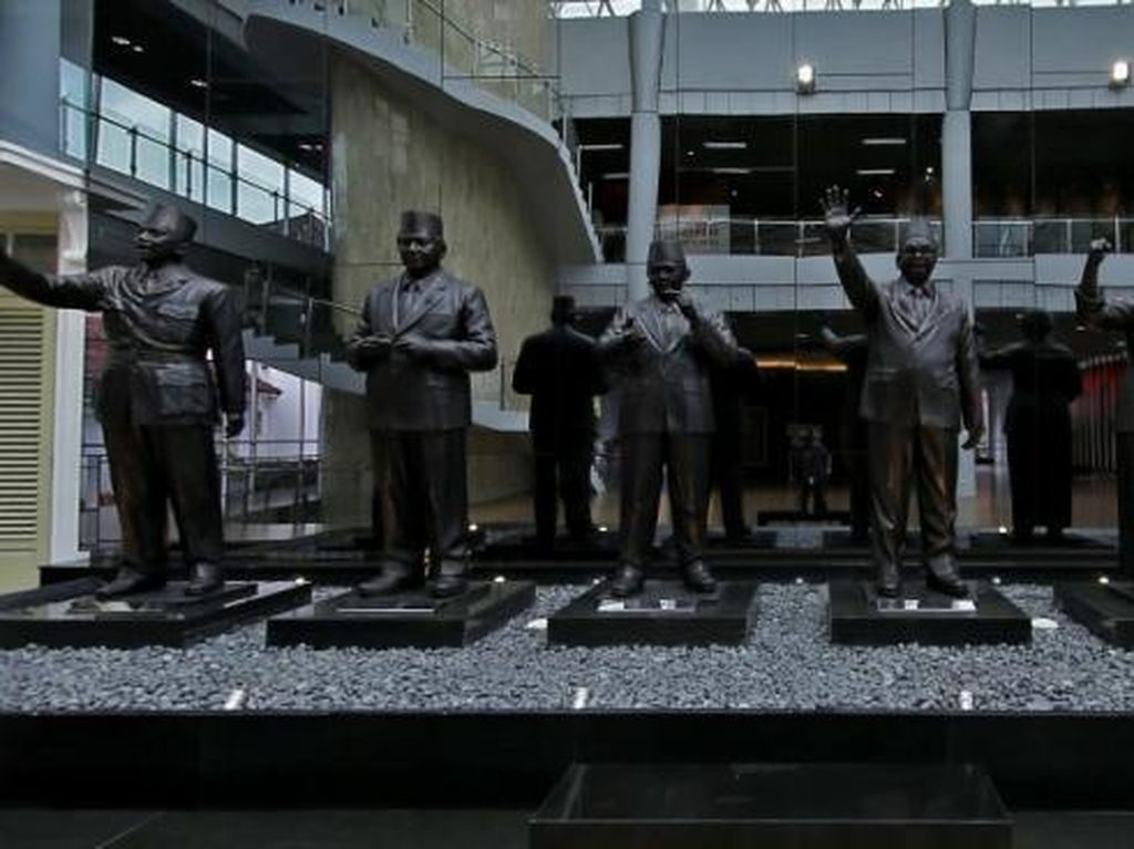 Coba-Coba Wisata Virtual ke Museum Kepresidenan
