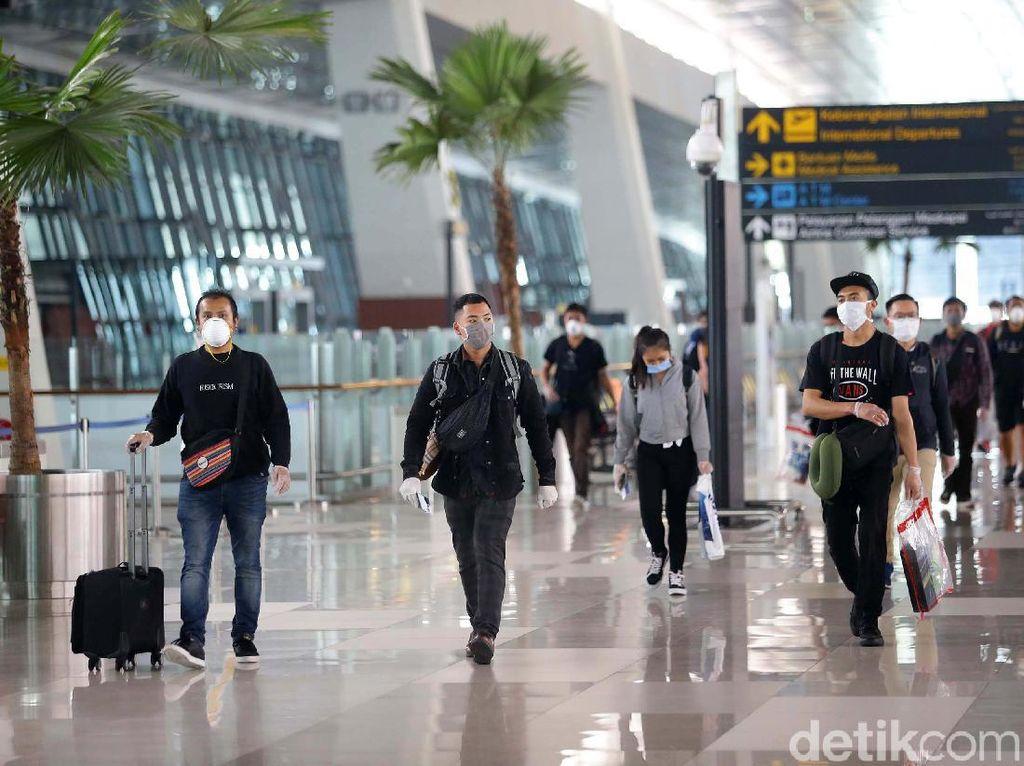 Bandara Soetta Sebut Ribuan WNI Pulang dari LN Tiap Harinya