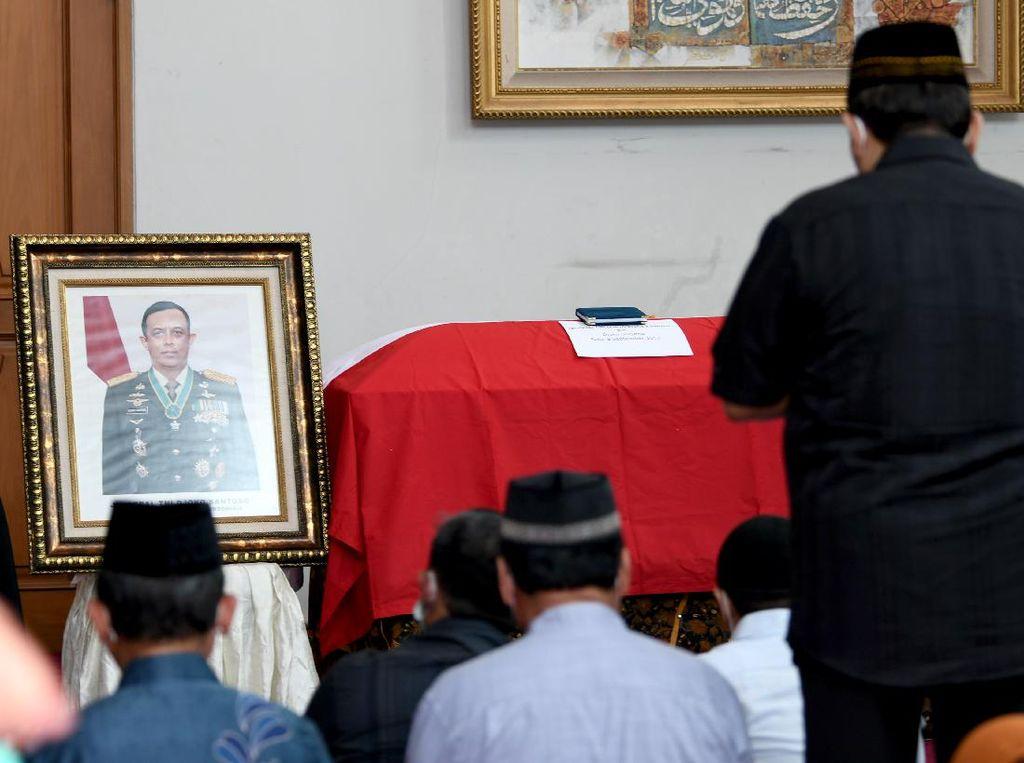 Alasan Djoko Santoso Tak Dimakamkan di TMP Kalibata Meski Punya Hak