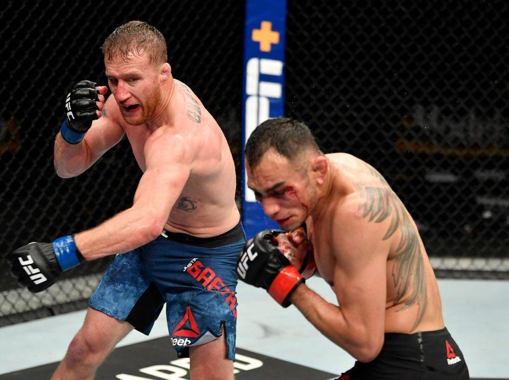 Hasil UFC 249: Justin Gaethje Taklukkan Tony Ferguson