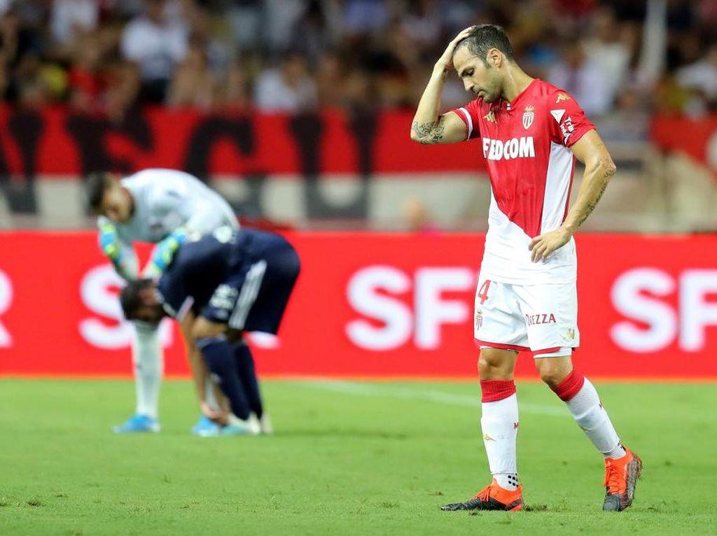 Fabregas Sempat Tak Mau Ligue 1 Disetop