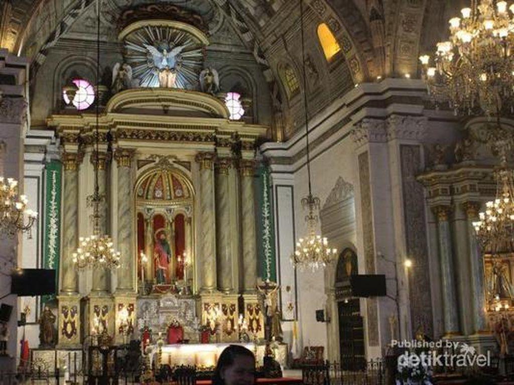 Cantiknya San Agustin, Gereja Tertua di Filipina