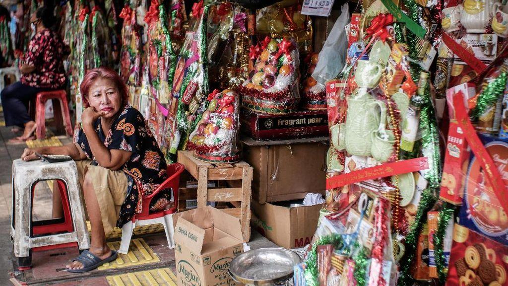 Penjualan Parsel Lesu Imbas Pandemi Corona