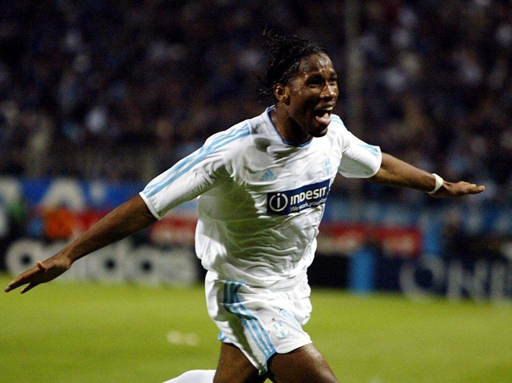 Striker Terbaik Ligue 1: Bukan Ibra, Mbappe, atau Neymar, tapi Drogba